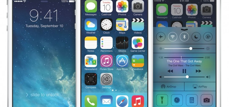 iOS 8 SET TO RELEASE IN WINTER THIS YEAR