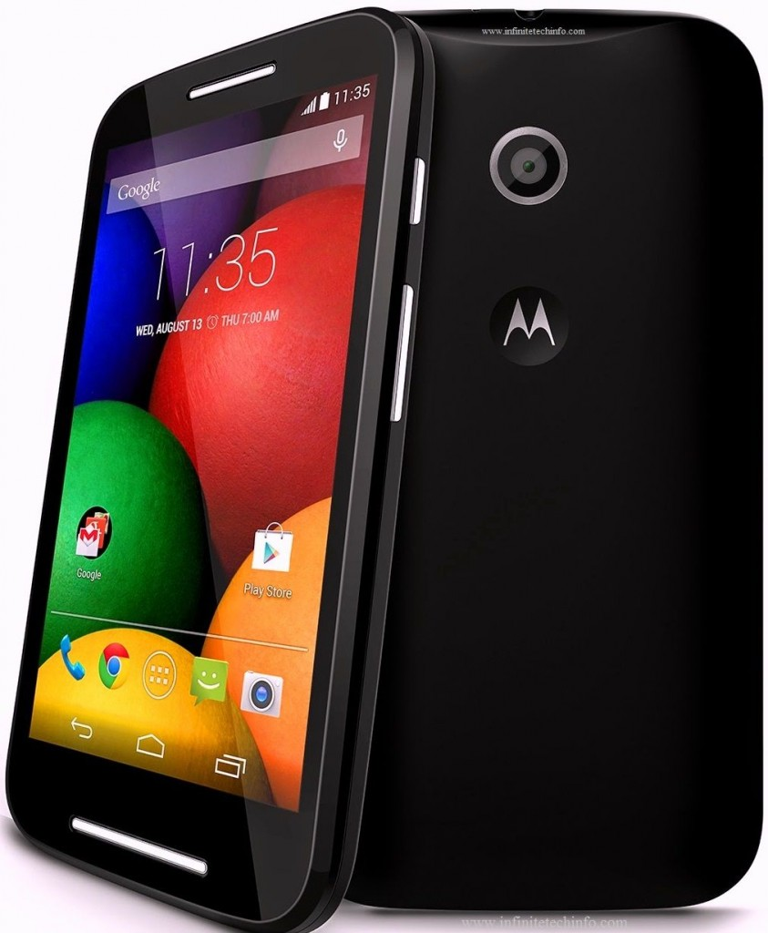 Android Lollipop 5.0 Starts Rolling Out in Motorola Moto E ...