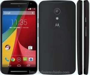 MOTO G 2nd Genaration