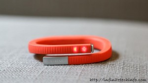 Jawbone UP24 fitness tracker