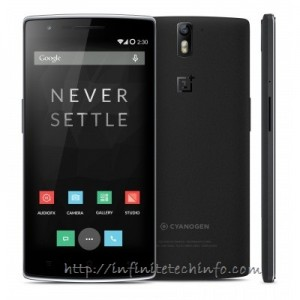 OnePlus One Look