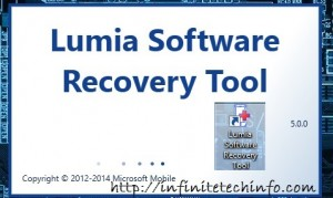 Lumia Sofware Recovery Tool