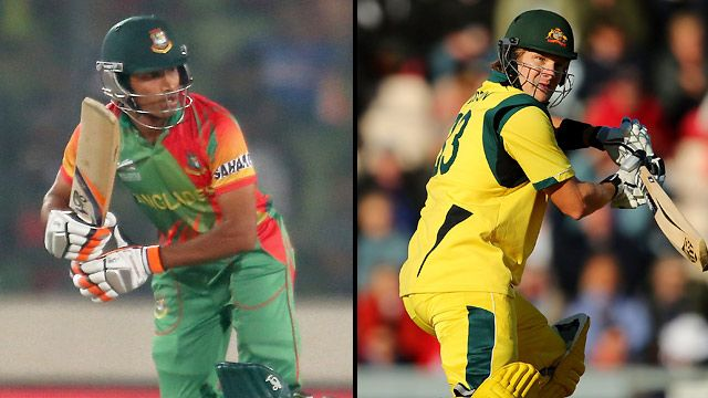 Bangladesh-vs-Australia-World Cup 2015