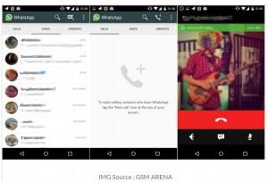 WhatsApp free Voice Calling