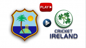 west indies vs ireland
