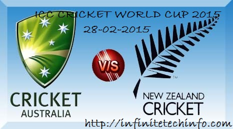 australia vs new-zealand 2015