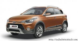 Hyundai i20 Active look