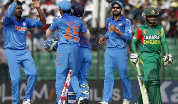 India Vs Bangladesh Live Online Match-Live Streaming, Score-ICC Cricket World Cup 2015