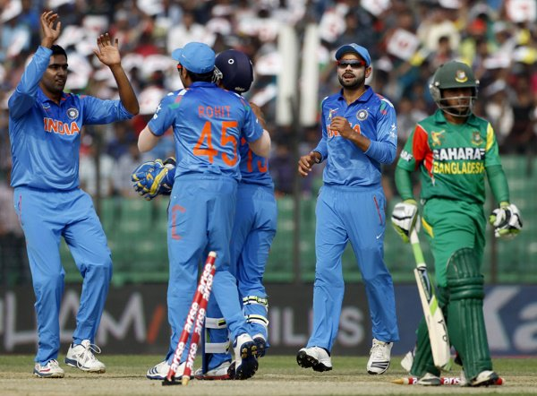 India Vs Banglladesh 16th March,2015