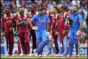 India Vs Westindies Friday 06-03-2015