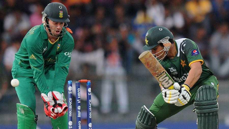 Pakistan vs South-Africa - ICC Cricekt World Cup 2015