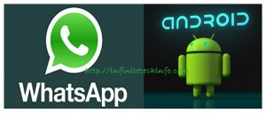 WhatsApp on all Android Devices