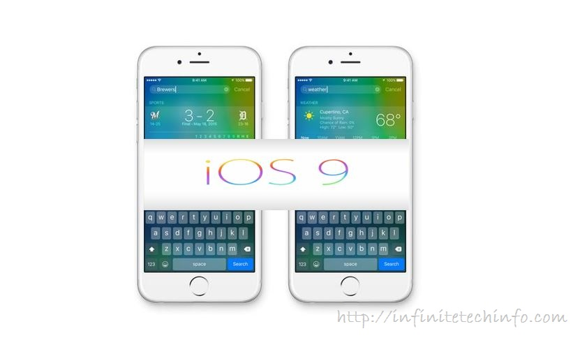 Apple iOS 9 - WWDC 2015