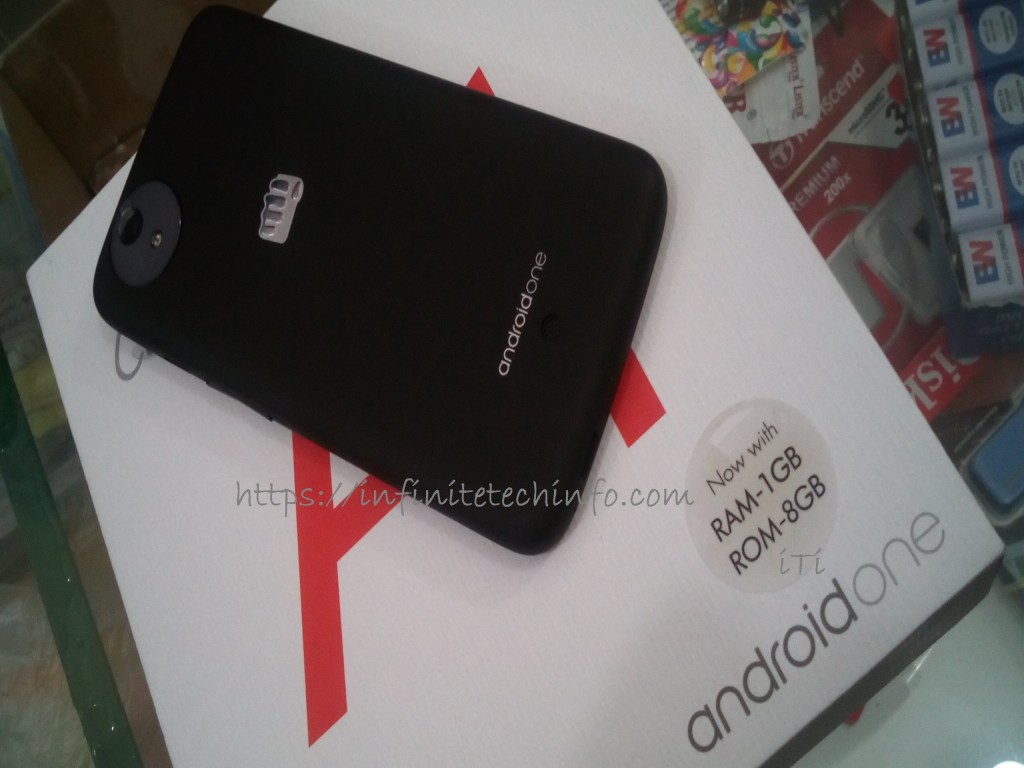 Micromax Canvas A1 Android One 8GB ROM