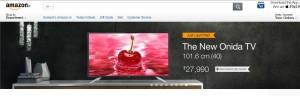 Onida LEO40BLF 102 cm (40 inches) Full HD LED TV