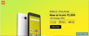 Redmi 2 Price Drop