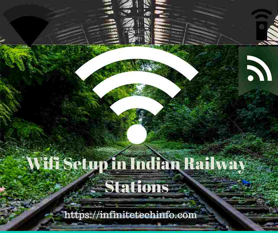 Google to going set up Wi-Fi in about 400 Indian railway stations