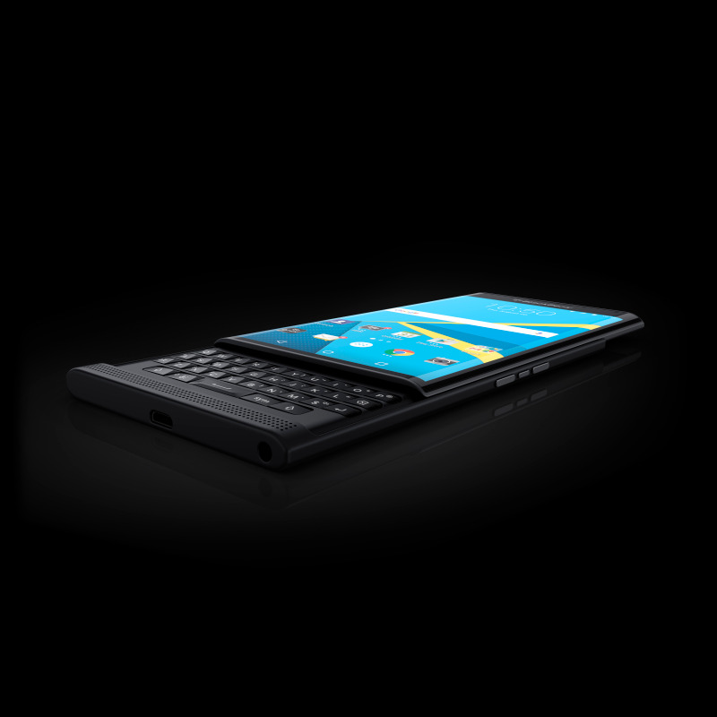 Blackberry Android Priv Smartphone