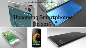 Best Top 10 Upcoming/anticipated Smartphones in 2016
