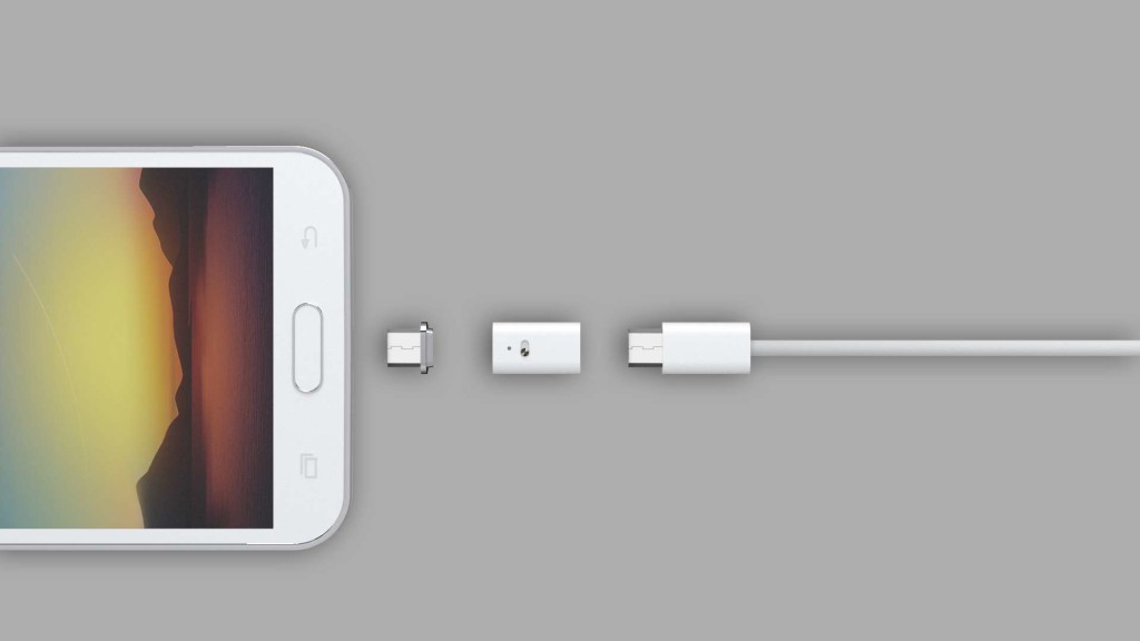Easier and Faster Way to Charge your Phone