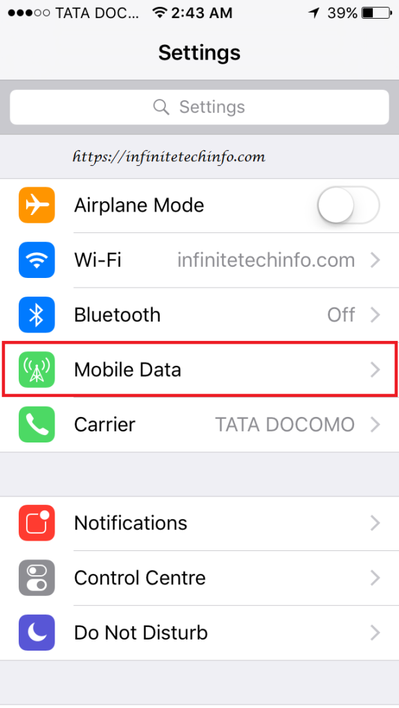 Iphone hotspot ip settings