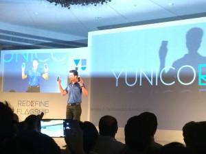 Yu Yunicorn launch