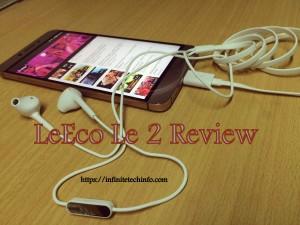 LeEco Le 2 Review