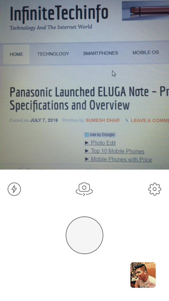 Prisma App for ios