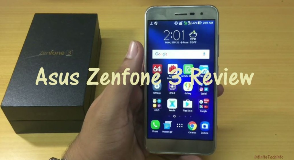 Asus Zenfone 3 Review