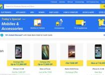 Flipkart Big Billion Day Sale 2016 - Best offers and deals on Mobiles