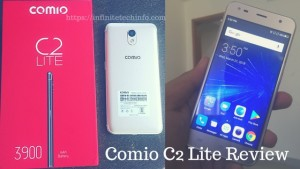 Comio C2 Lite Review