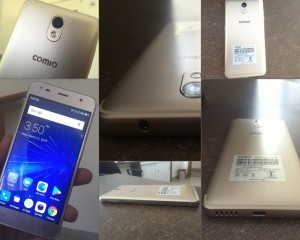 Comio C2 Lite Design and Display