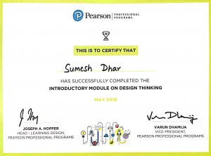 Design Thinking Workshop by Pearson