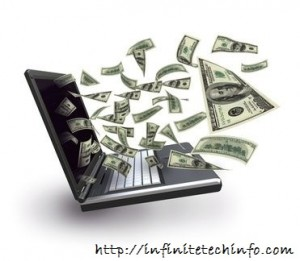 Earn Online Via Blogging