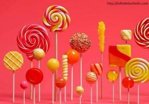 Android L Lollipop 5.0 Logo