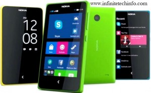 Nokia android X