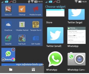 Whatsapp on nokia android x