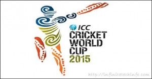 Cricket World Cup 2015 Logo