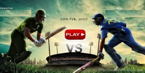 India Vs Pak ICC Cricket World Cup Online-Live Streaming
