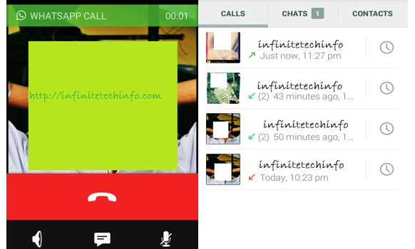 WhatsApp Activation servers Up-How to activate/enable WhatsApp free voice calling.