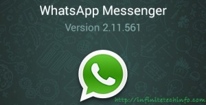whatsapp calling version