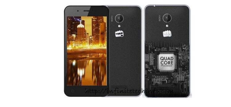 Micromax Canvas Spark Q380 Review – Price, Specifications and Features