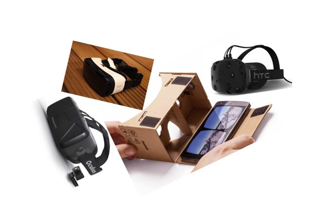 Virtual Reality: Beyond Imagination! – Google Cardboard, Samsung Gear VR, Oculus Rift, HTC Vive