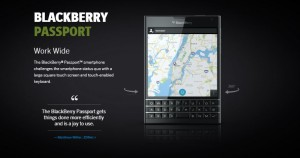 "A Short Review Of Blackberry's New Flagship ""Passport"""