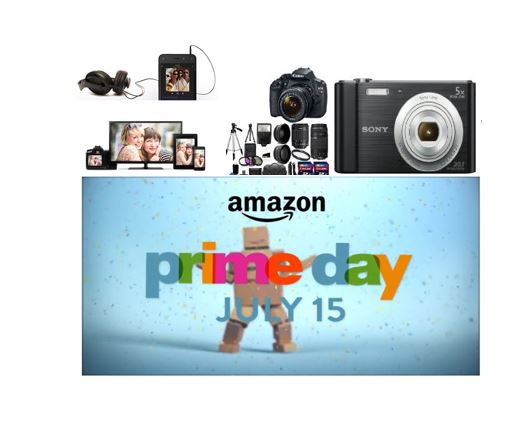Amazon Prime Day Electronic Items Sale