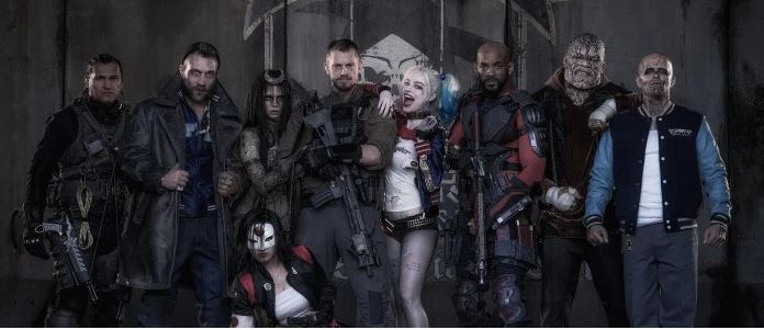 Suicide Squad First Looks