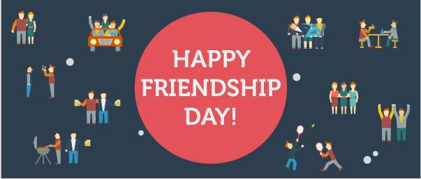 Happy Friendship Day 2015 HD Wallpapers-Images