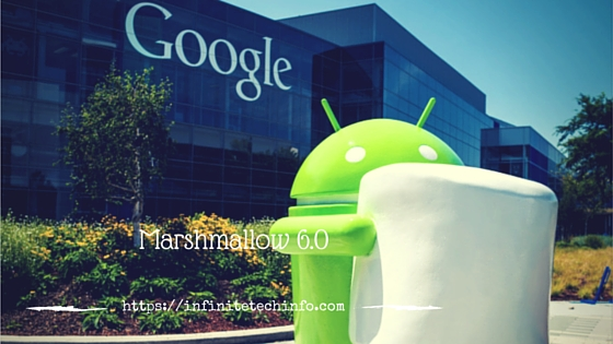Android M Marshmallow 6.0