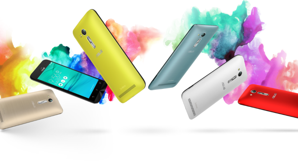 ASUS Zenfone Go 4.5 2nd generation- available starting at INR 5,299