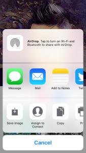 Prisma iOS App
